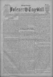 Posener Tageblatt 1907.01.12 Jg.46 Nr20