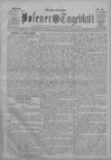 Posener Tageblatt 1907.01.16 Jg.46 Nr25