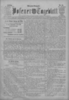 Posener Tageblatt 1907.01.18 Jg.46 Nr29