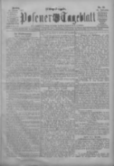 Posener Tageblatt 1907.01.18 Jg.46 Nr30