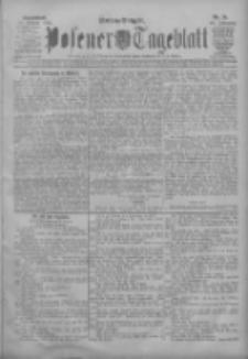 Posener Tageblatt 1907.01.19 Jg.46 Nr31