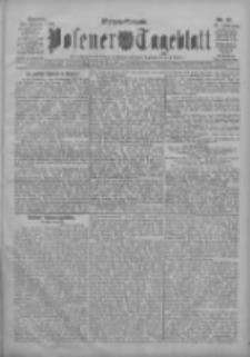Posener Tageblatt 1907.01.20 Jg.46 Nr33