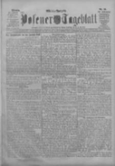 Posener Tageblatt 1907.01.21 Jg.46 Nr34
