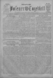 Posener Tageblatt 1907.01.22 Jg.46 Nr36