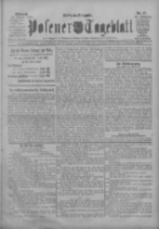 Posener Tageblatt 1907.01.23 Jg.46 Nr37