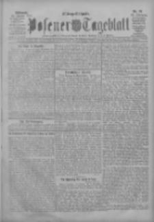 Posener Tageblatt 1907.01.23 Jg.46 Nr38