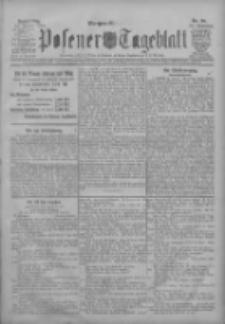 Posener Tageblatt 1907.01.24 Jg.46 Nr39