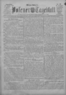 Posener Tageblatt 1907.01.24 Jg.46 Nr40