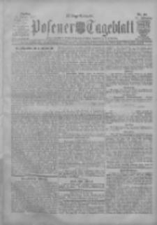 Posener Tageblatt 1907.01.25 Jg.46 Nr42