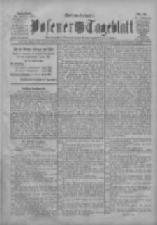 Posener Tageblatt 1907.01.26 Jg.46 Nr43