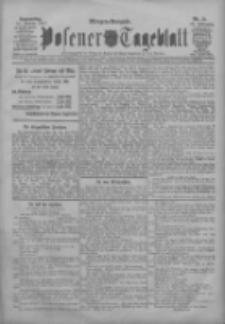 Posener Tageblatt 1907.01.31 Jg.46 Nr51