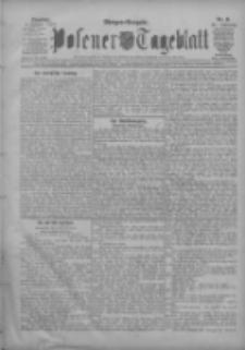 Posener Tageblatt 1907.01.08 Jg.46 Nr11