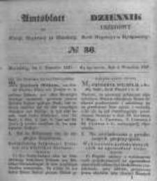 Amtsblatt der Königlichen Preussischen Regierung zu Bromberg. 1847.09.03 No.36