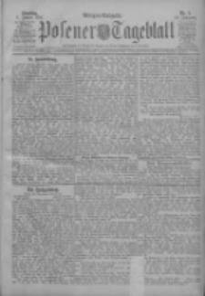 Posener Tageblatt 1911.01.03 Jg.50 Nr3