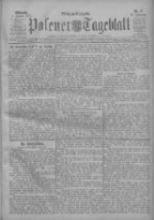 Posener Tageblatt 1911.01.04 Jg.50 Nr5