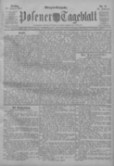 Posener Tageblatt 1911.01.13 Jg.50 Nr21