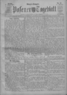 Posener Tageblatt 1911.01.27 Jg.50 Nr45