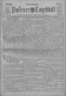 Posener Tageblatt 1911.02.04 Jg.50 Nr59