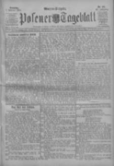 Posener Tageblatt 1911.02.07 Jg.50 Nr63