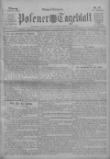 Posener Tageblatt 1911.02.08 Jg.50 Nr65