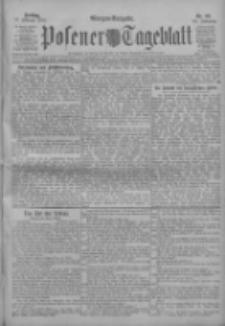 Posener Tageblatt 1911.02.10 Jg.50 Nr69