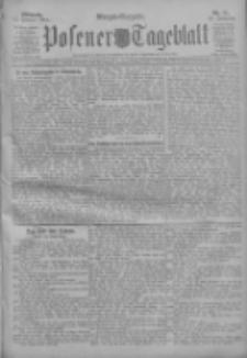Posener Tageblatt 1911.02.15 Jg.50 Nr77