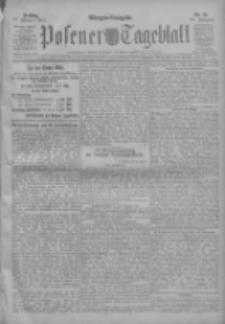 Posener Tageblatt 1911.02.17 Jg.50 Nr81