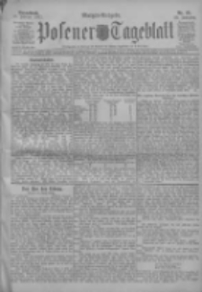 Posener Tageblatt 1911.02.18 Jg.50 Nr83