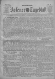 Posener Tageblatt 1911.02.23 Jg.50 Nr91