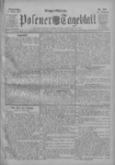 Posener Tageblatt 1911.03.02 Jg.50 Nr103