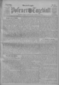 Posener Tageblatt 1911.03.09 Jg.50 Nr115