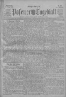 Posener Tageblatt 1911.03.18 Jg.50 Nr131