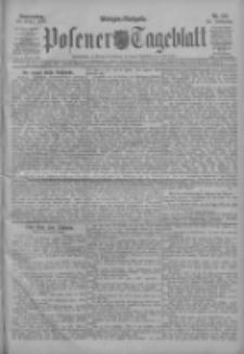 Posener Tageblatt 1911.03.30 Jg.50 Nr151