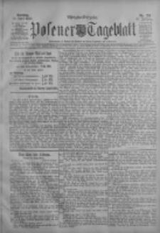 Posener Tageblatt 1911.04.16 Jg.50 Nr179