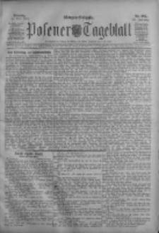 Posener Tageblatt 1911.05.14 Jg.50 Nr225