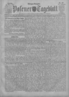 Posener Tageblatt 1907.04.28 Jg.46 Nr197