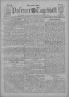 Posener Tageblatt 1907.05.01 Jg.46 Nr201
