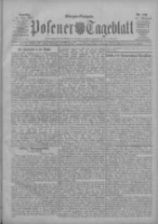 Posener Tageblatt 1907.05.12 Jg.46 Nr219