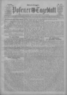 Posener Tageblatt 1907.06.16 Jg.46 Nr277