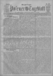 Posener Tageblatt 1907.09.01 Jg.46 Nr409