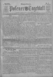 Posener Tageblatt 1911.02.11 Jg.50 Nr71