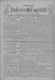 Posener Tageblatt 1911.03.31 Jg.50 Nr153