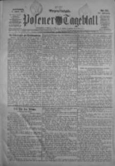 Posener Tageblatt 1911.04.01 Jg.50 Nr155