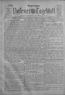 Posener Tageblatt 1911.04.14 Jg.50 Nr177