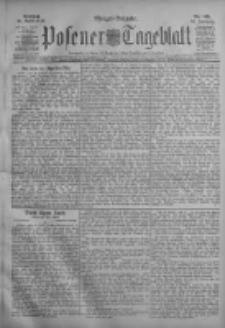 Posener Tageblatt 1911.04.23 Jg.50 Nr189