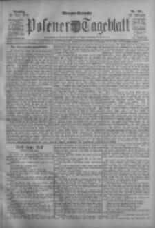 Posener Tageblatt 1911.04.30 Jg.50 Nr201