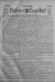 Posener Tageblatt 1911.05.07 Jg.50 Nr213