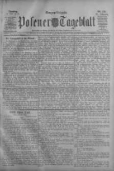 Posener Tageblatt 1911.05.09 Jg.50 Nr215