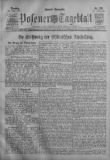 Posener Tageblatt 1911.05.16 Jg.50 Nr229