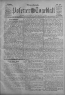 Posener Tageblatt 1911.05.21 Jg.50 Nr237